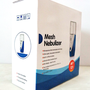 Rechargeable Nebulizer Machine Portable Handheld Respirator Humidifier for Adults & Kids
