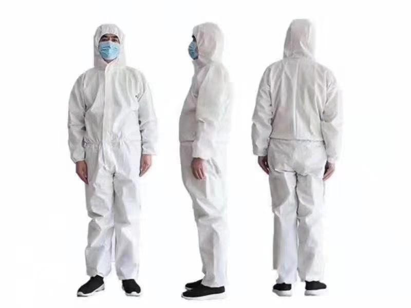 Full Body Safety Personal Protective Suit