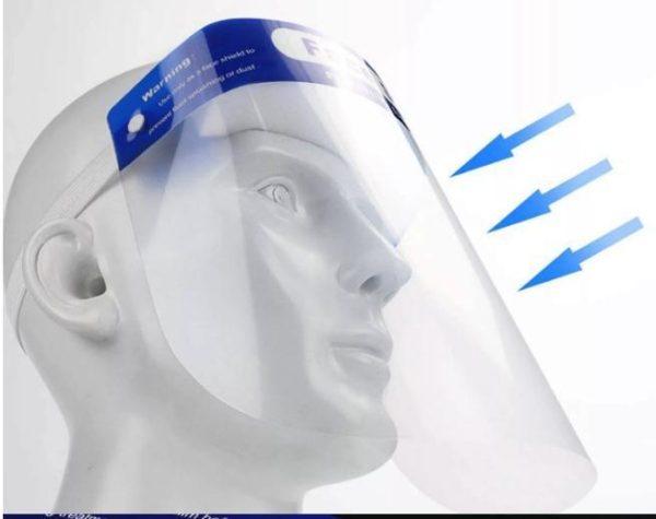 Face Shields 2 Packs
