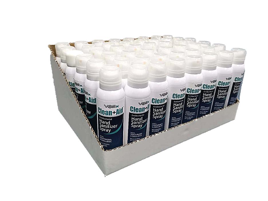 5oz Hand Sanitizer Spray 70% Alcohol 2 Packs (Bulk)